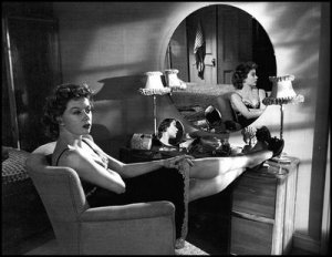 Serena Bramble -Through a Camera Lense, Noirly: Reflections on Gloria Grahame