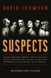 Recommended Read: Suspects by David Thomson