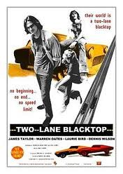 A Film For Friday: Stephen Walsh On Two- Lane Blacktop by Monte Hellman