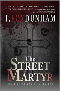 THE STREET MARTYR COVER web