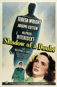 Guest Blog: Revisiting: SHADOW OF A DOUBT by K A Laity