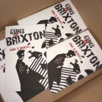 The Guns Of Brixton paperback is only £4.40, with FREE UK delivery.