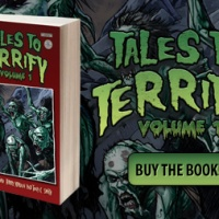 The Tut is at Tales To Terrify