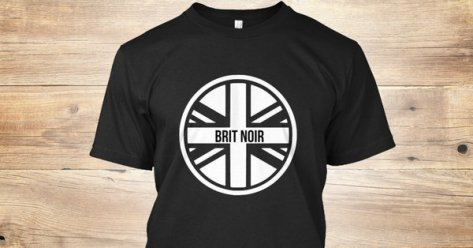 Brit Noir t-shirt