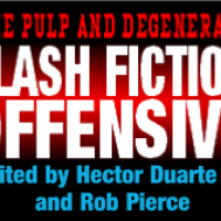 Carcass at The Flash Fiction Offensive